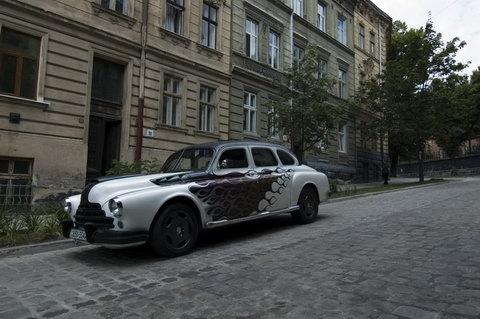 Весільне авто