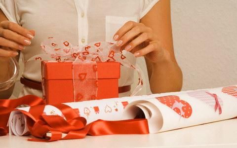 подарунки на День Валентина