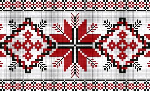 український народний орнамент