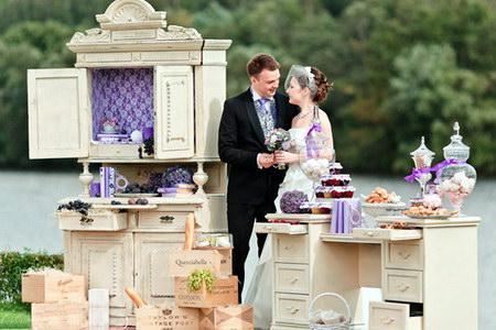 весілля в стилі «Прованс»